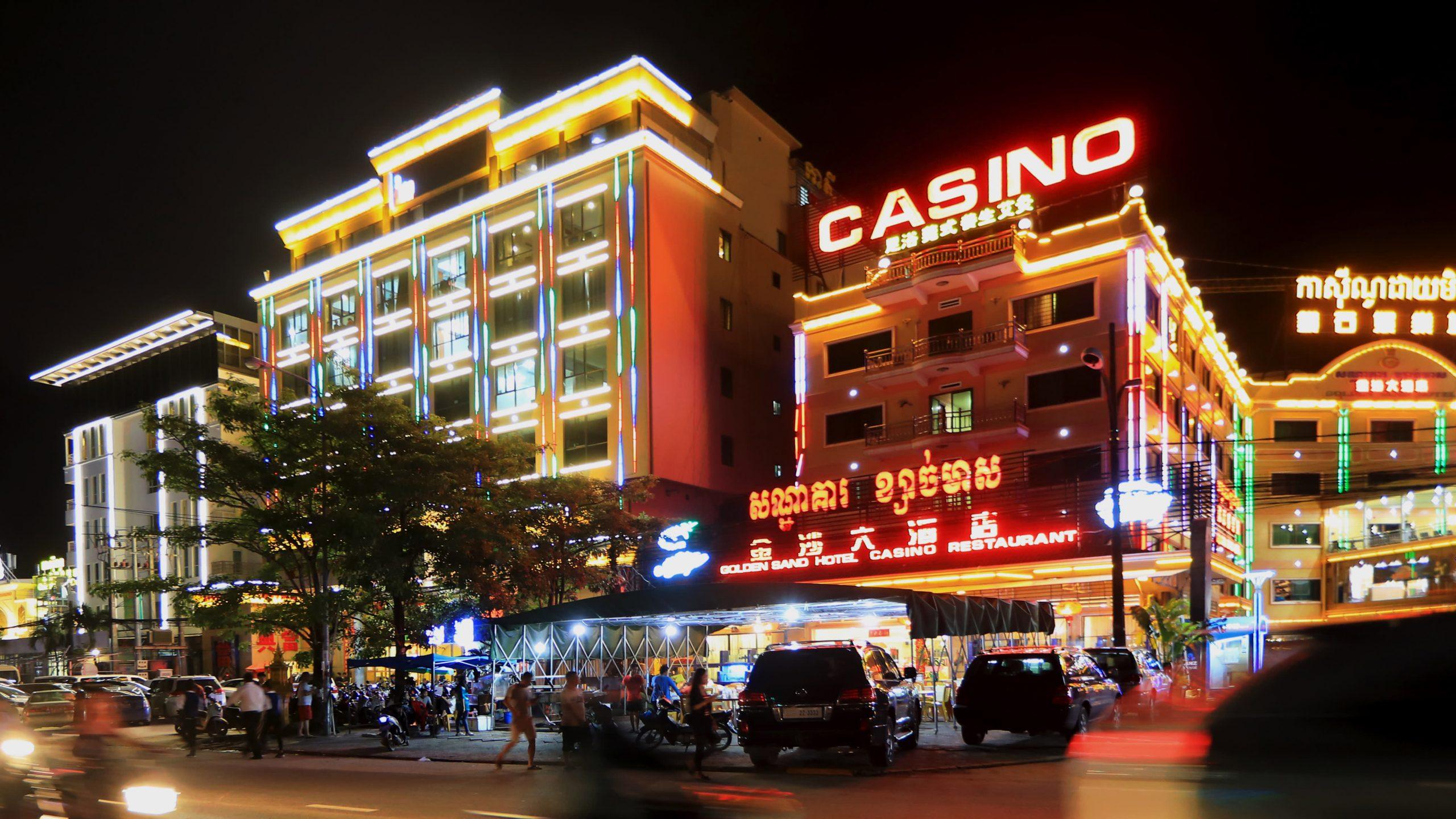 Gambling games in Korea